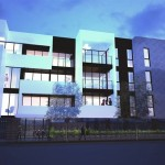 Edge 36 Apartments Bundoora at 2 Scholar Dr, Bundoora VIC 3083, Australia for 