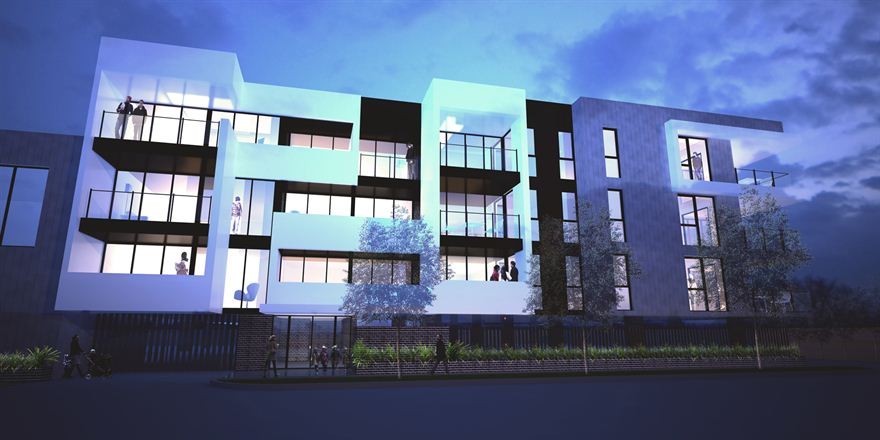 Edge 36 Apartments in Bundoora